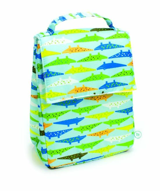 Bumkins Finer Baby Products - Reusable Lunch Bag