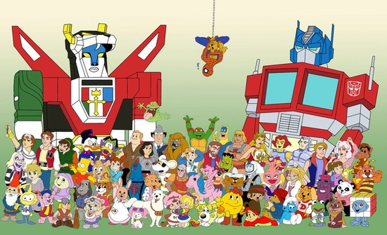 '80s cartoons!