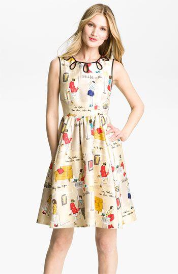 kate spade new york 'rainey' dress