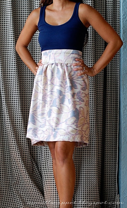 DIY dresses -- I want to try!