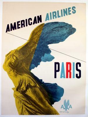Paris, France 1950s