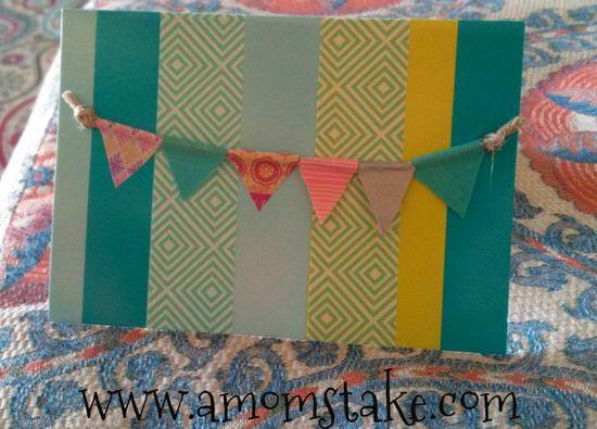 Handmade Card made easy! Cute idea! #Cards #DIY