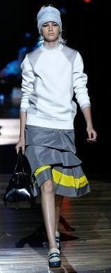 2012 Spring Trends. Sporty by Marc Jacobs.