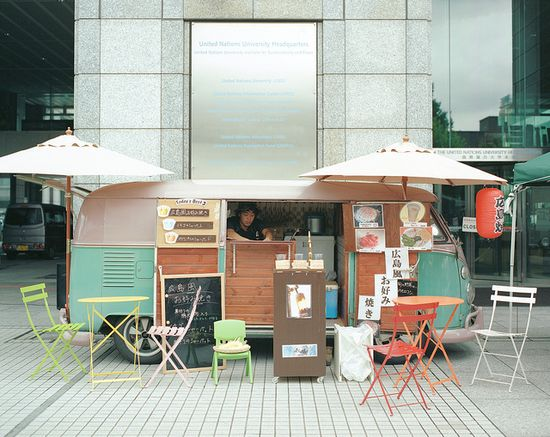 mobile cafe'