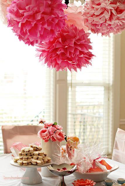 Another adorable tea party idea!