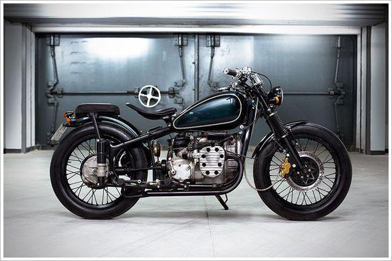 Bandit 9's Chang Jiang 750 -'Loki' - Pipeburn - Purveyors of Classic Motorcycles, Cafe Racers & Custom motorbikes