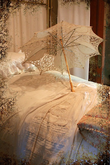 #country living #dream bedroom without the umbrella