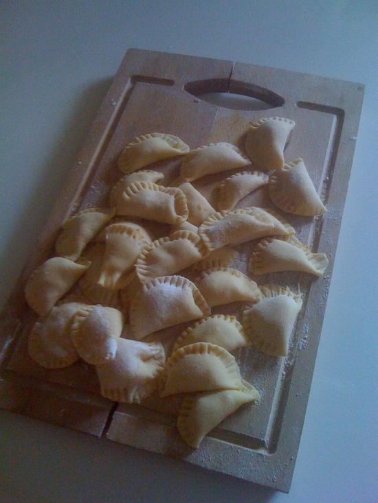 handmade raviolis