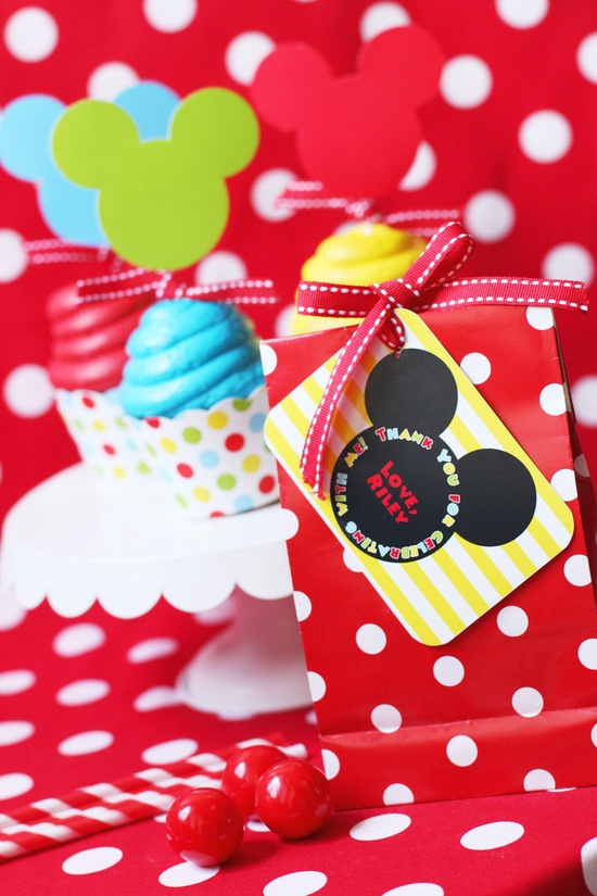 Mickey Mouse Party Birthday