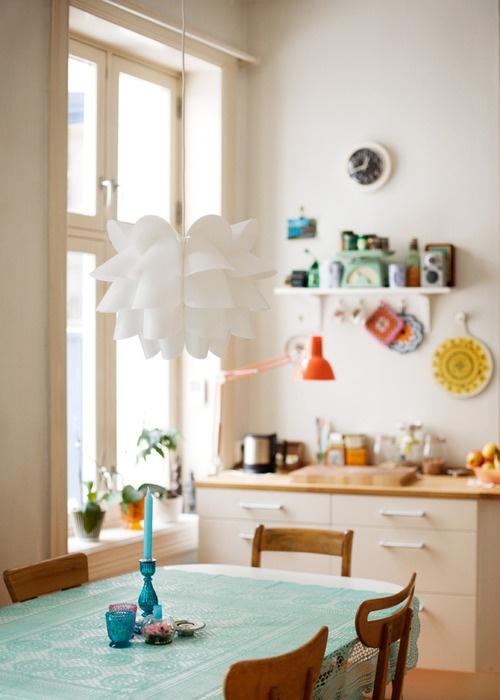 I love love love this kitchen