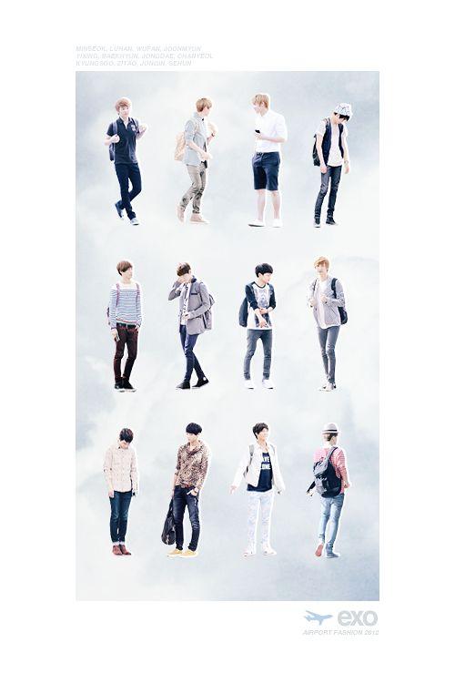 Exo fashion