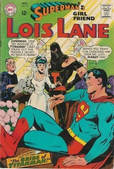 Superman Being a Jerk part2