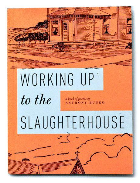 Oliver Munday - Slaughterhouse #book #design #cover