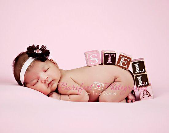 Adorable Newborn Picture