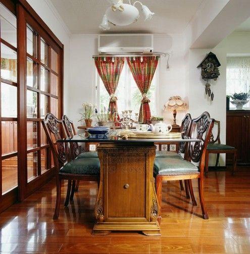 Oriental Interior Design