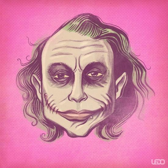 """""""TDK Joker"""" By Schiani Ledo"""