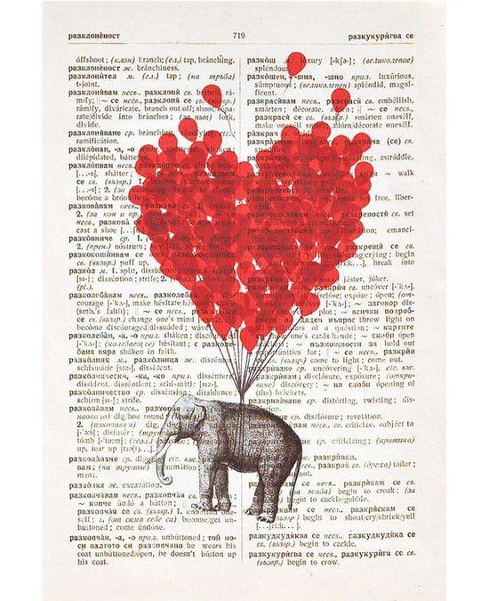 love and elephants