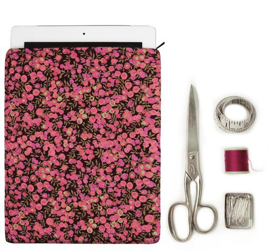 Make your own iPad case tuto