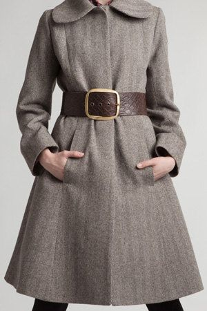 Custom Made 1920s Inspired Coat via mrspomeranz #Etsy $573.26