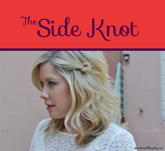 The Side Knot