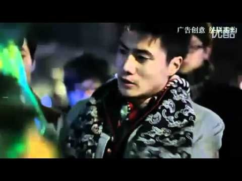 Oh my goodness.... this is just way too hilarious!! #7up #Chinese #ad #commercial #time #travel