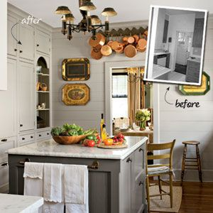 10 Best Before Afters - From entire home fix-ups to beautiful kitchen updates, you're sure to find something that sparks an idea for a makeover or two in your own home.
