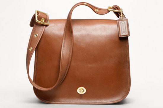 coach classic handbag