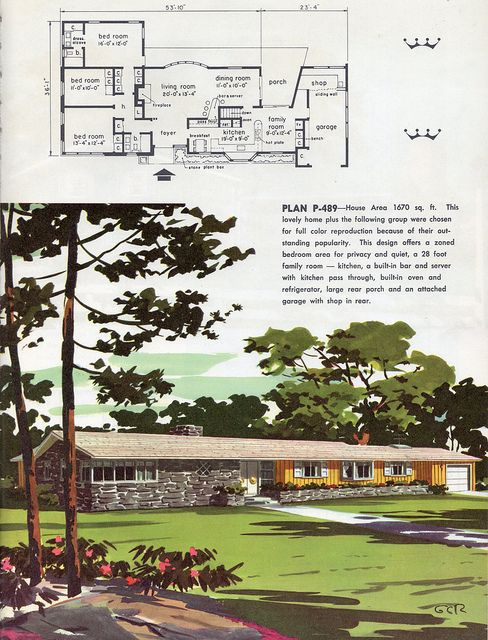 1960 Atomic Ranch House