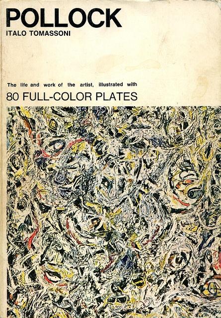 Pollock, book cover