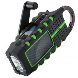 The right kind of flashlights and radios. Basic Camping Gear