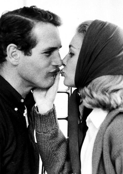 Paul Newman and Joanne Woodward. ?