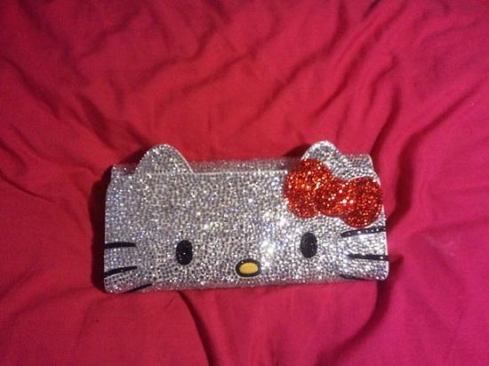 sparkle purse