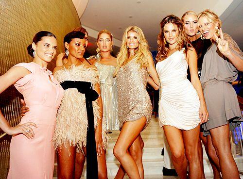 Victoria's Secret models - beautiful