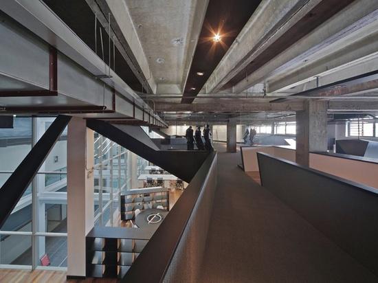 BGO Headquarters by Byn, Shanghai office design