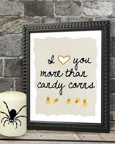 Candy corn love!