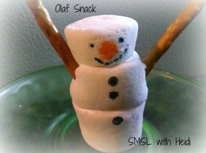 Frugal Frozen Party Ideas