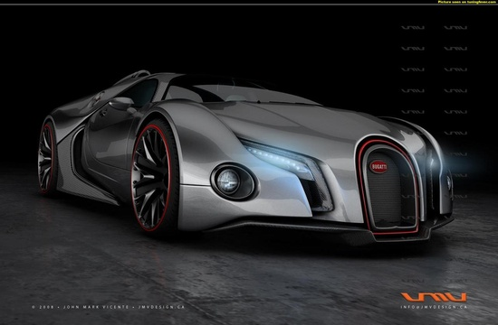 Bugatti Renaissance Concept