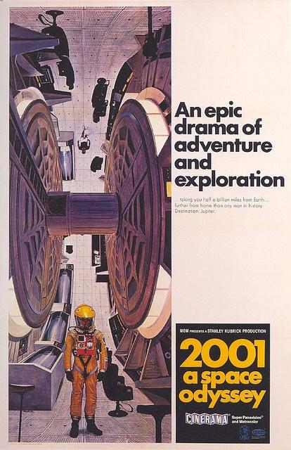 2001 film poster