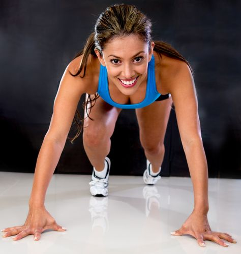9 Four-Minute Fat Blasters to get me to beach body ready! #weightloss #workout