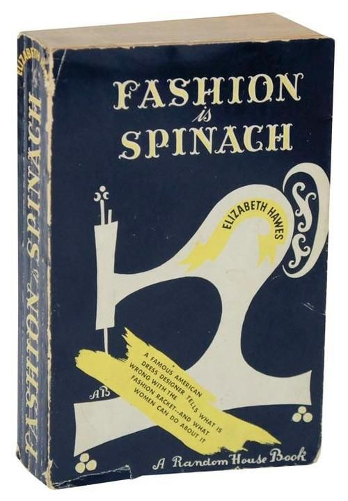 Fashion is Spinach (1938)