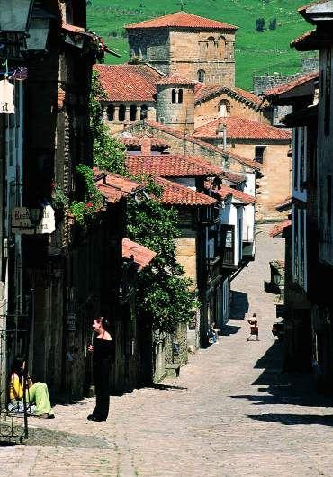 Santillana del Mar - Cantabria, Spain