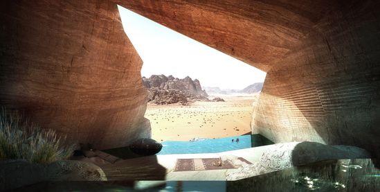 oppenheim architecture + design: desert lodges