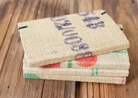 Lovely handmade journals from Haiti via The Jesus Economy. $16