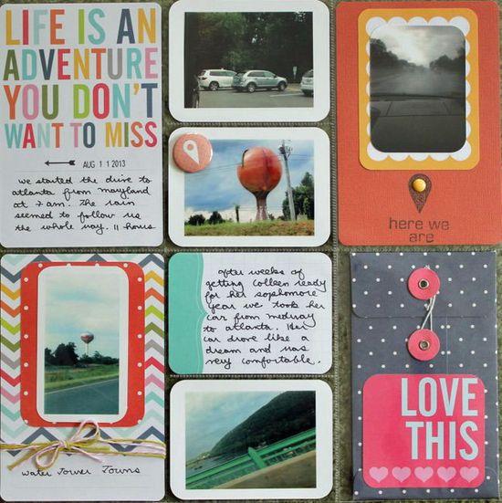 Love This Project Life - Scrapbook.com
