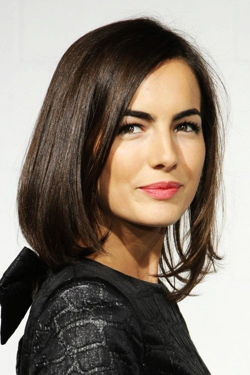 Celebrity Hairstyles - Camille Belle Hairstyles