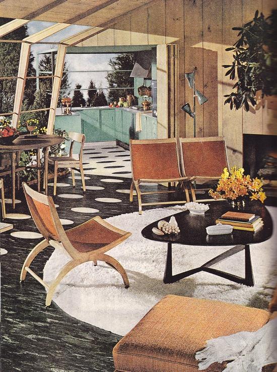 1960's home - love the floor ?