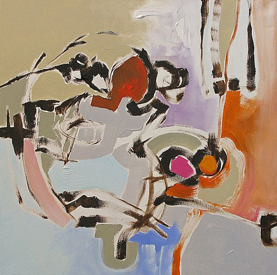 Treadmill by Linda Monfort     One of my favorite painters on #etsy