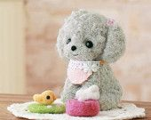 Cute Poodle Stuffed Animal DIY Craft