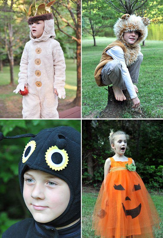 Super Cute Halloween Costumes