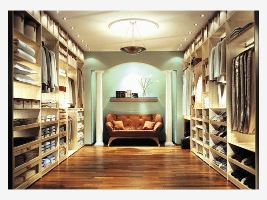 Closet Design Photos for Inspiration - Home and Garden Design Idea's